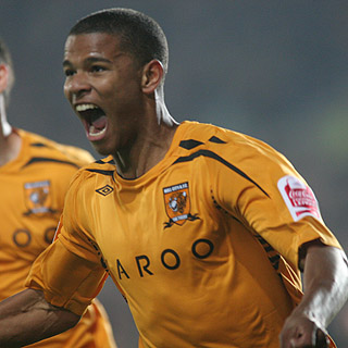 Fraizer Campbell, picture from hullcityafc.premiertv.co.uk