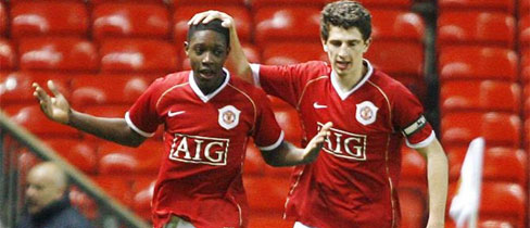 Image result for danny welbeck youth